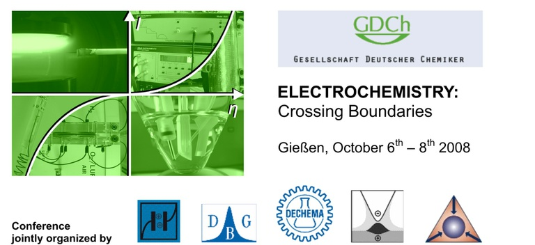 Elektrochemistry - Crossing Boundaries