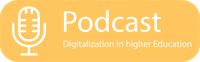 Podcast Button engl