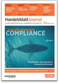 Handelsblatt Journal Compliance