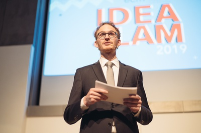Idea Slam 2020 Moderation