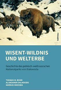 Cover Wisent-Wildnis