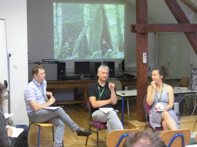 """""""Natures in between."""" 9th ESEH Biennial Conference Zagreb, Croatia, 28.6.-2.7.2017."""