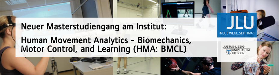 Human Movement Analytics - Biomechanics, Motor Control, and Learning