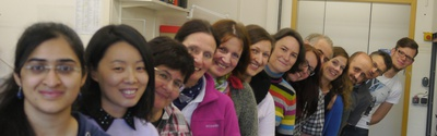 group picture lab