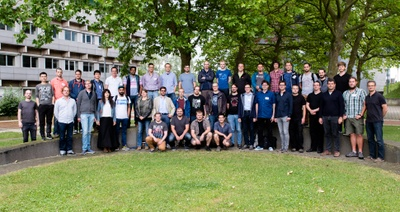 Impressions from the 1st de.NBI Summer School on Cloud Computing for Bioinformatics