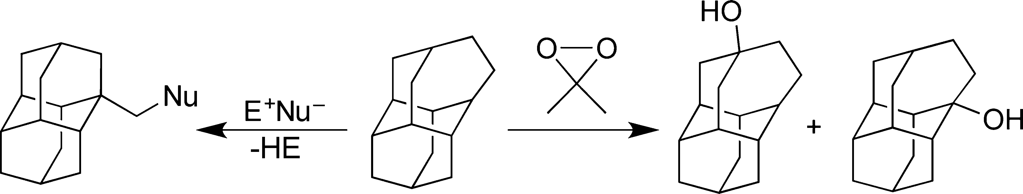 Functionalization of Homodiamantane: Oxygen Insertion Reactions Without Rearrangement with Dimethyldioxirane. Functionalized Nanodiamonds, part 42.