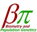 Biometry and Population Genetics