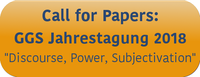 Button Call for Papers: Jahrestagung 2018
