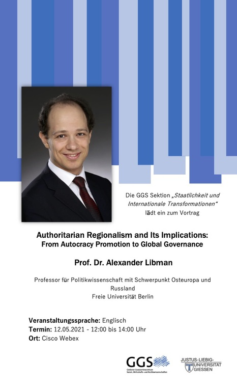 Prof. Libman with title