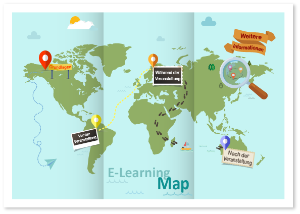 E Learning Map