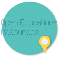 Open Educational Resources (OER) Button