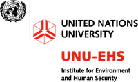 Logo of Institute for Environment and Human Security of the United Nations University (UNU-EHS)