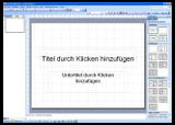 Powerpoint-Fenster