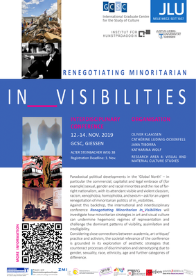 Plakat In-Visibilities