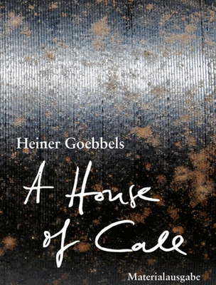 Cover Goebbels A House of Call