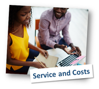Service and Costs