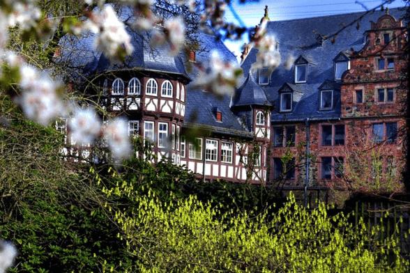 Wo wir forschen und arbeiten (Foto: JLU/Franz E. Möller)