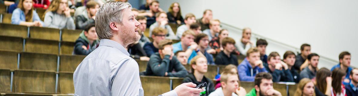 Hervorragende Lehr- und Forschungsbedingungen an der JLU (Foto: JLU/Katrina Friese)