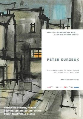 Ausstellung Peter Kurzeck
