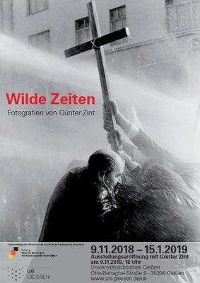 Ausstellung Wilde Zeiten