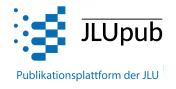 Logo JLUpub: Publikationsplattform der JLU