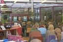 Volker Strübing bei Treffpunkt Bibliothek 2012