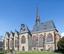 Die Markuskirche in Butzbach. Die Brüder versammelten sich im Chor.