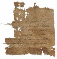 Cicero-Papyrus