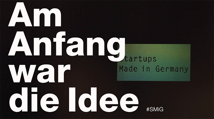 Startups made in Germany